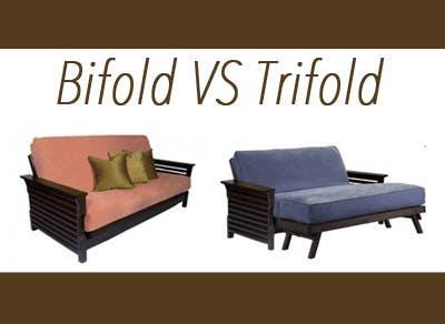 Bifold Futons vs Trifold Futons