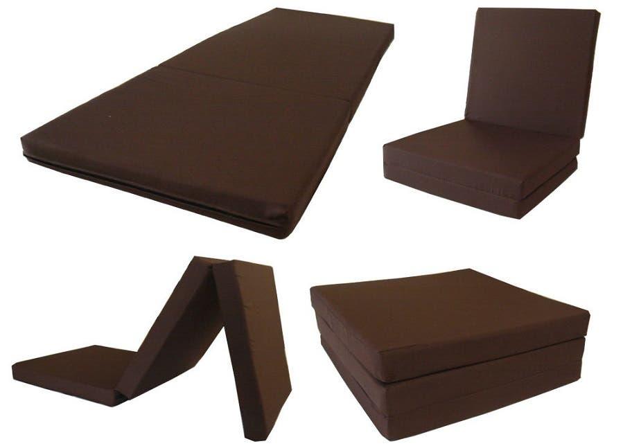 Folding Foam Futon Mattresses