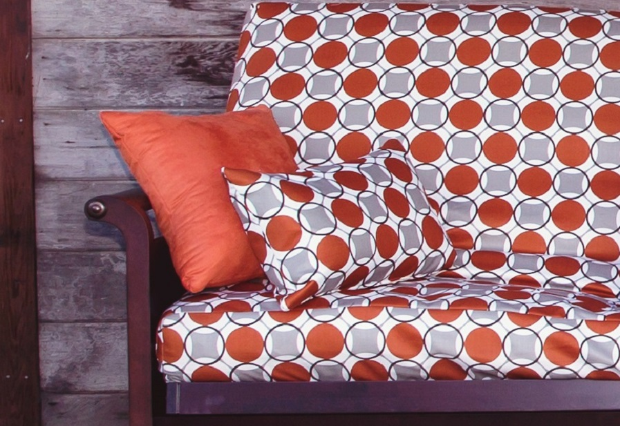 Futon Slipcover Colors and Patterns