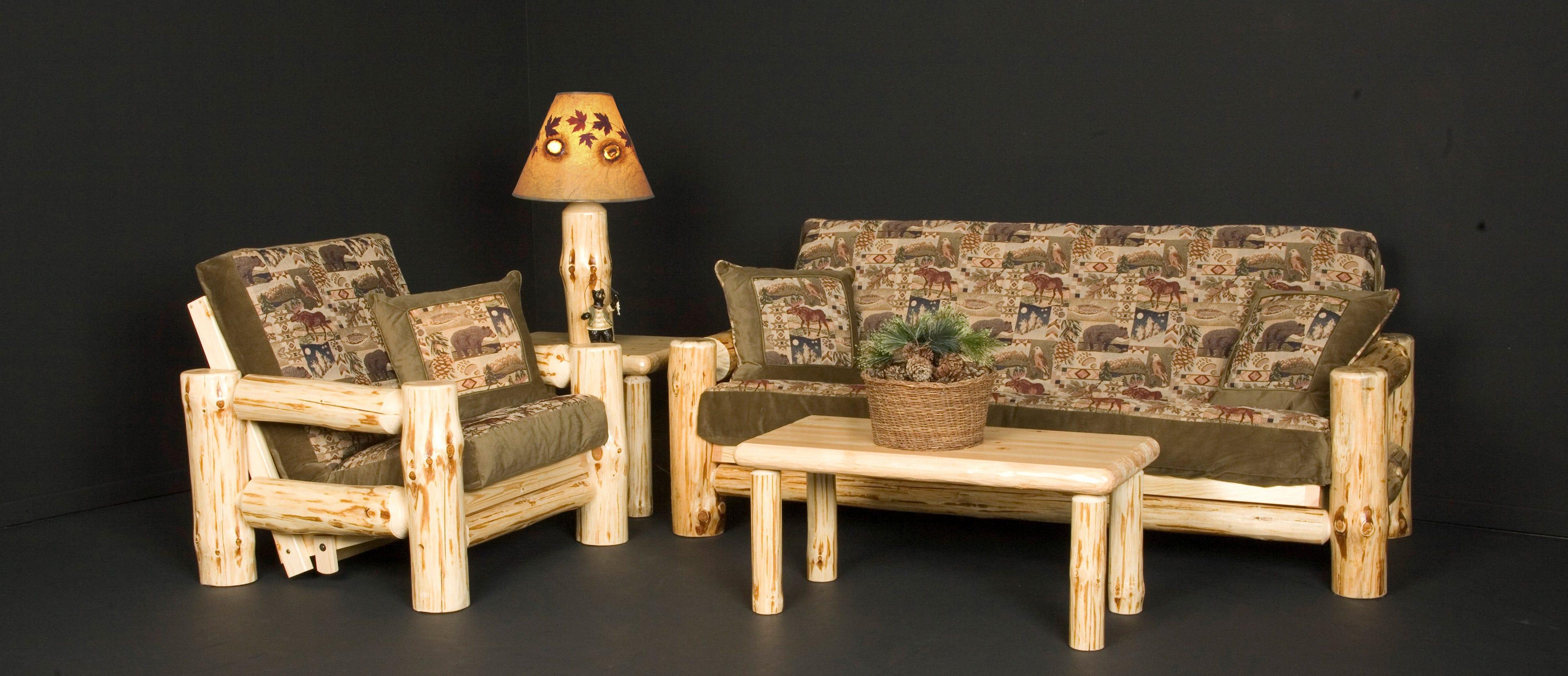 wilderness futon Agate Lamp Shade