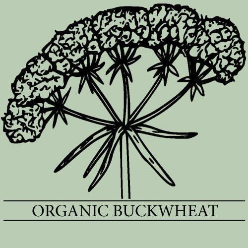 Certified Organic Buckwheat