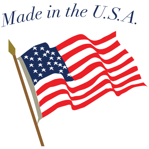 All of our mattresses are made completely in America!