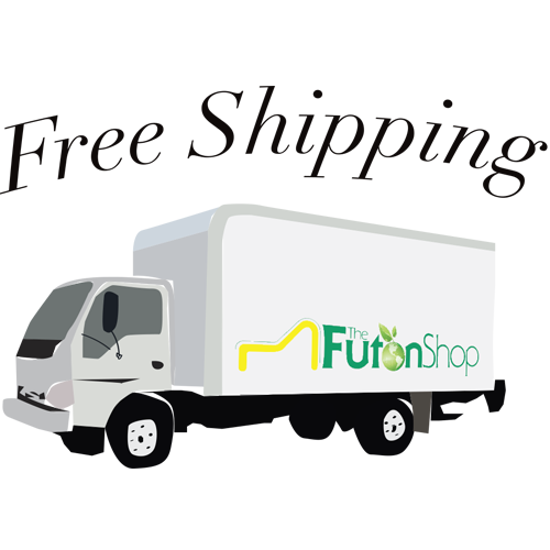 We can deliver your Natural Futon Mattress locally and nationwide!