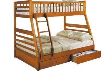 Kids Storage Bed