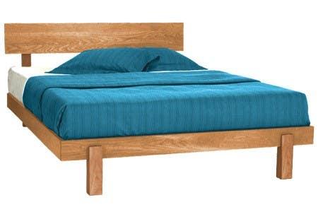 Eco-Friendly Platform Bed