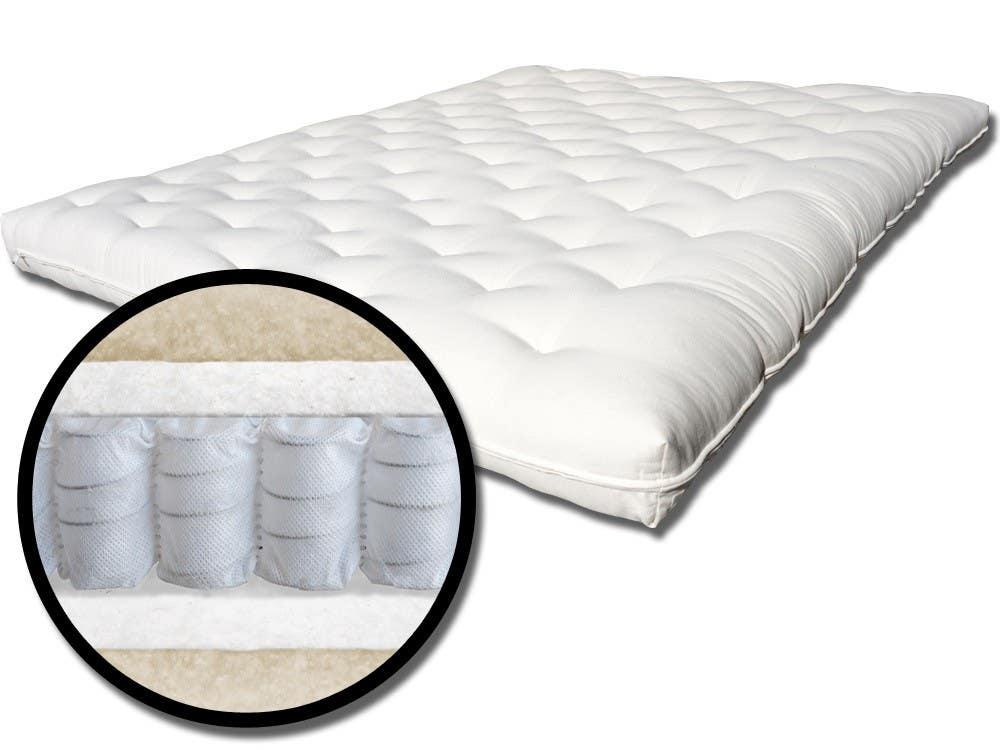 Purecomfort Organic Cotton Futon