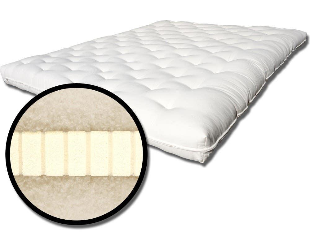chemical free mattresses