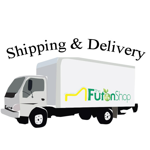 The Futon Shop Shipping