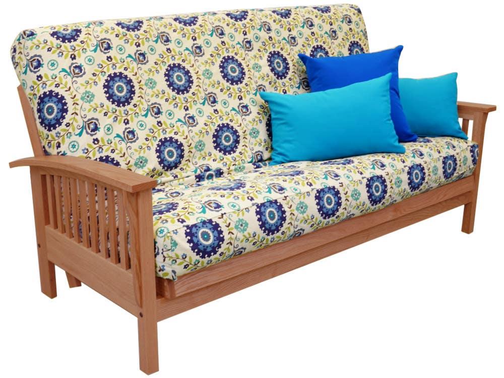 solid wood amish futon pure fort organic cotton futon shipping futons to arizona   futon sofa beds delivered to arizona      rh   thefutonshop